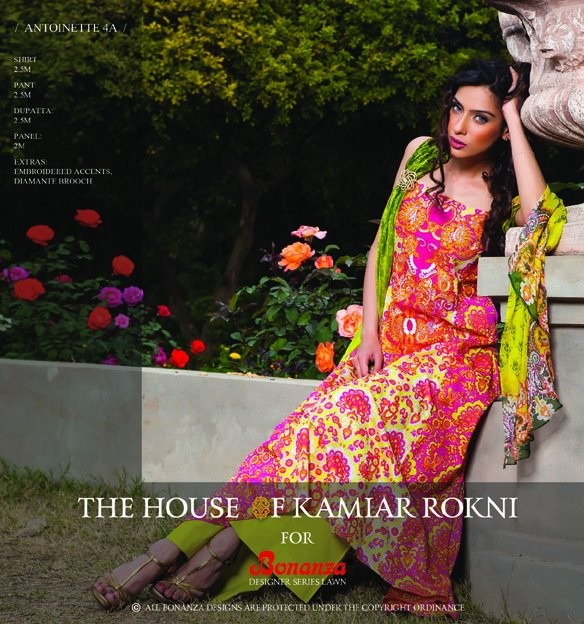 Beautiful Bonanza Lawn Prints