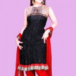 Latest Anarkali Black Dresses Designs For Women (2)