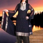 Latest Anarkali Black Dresses Designs For Women (3)