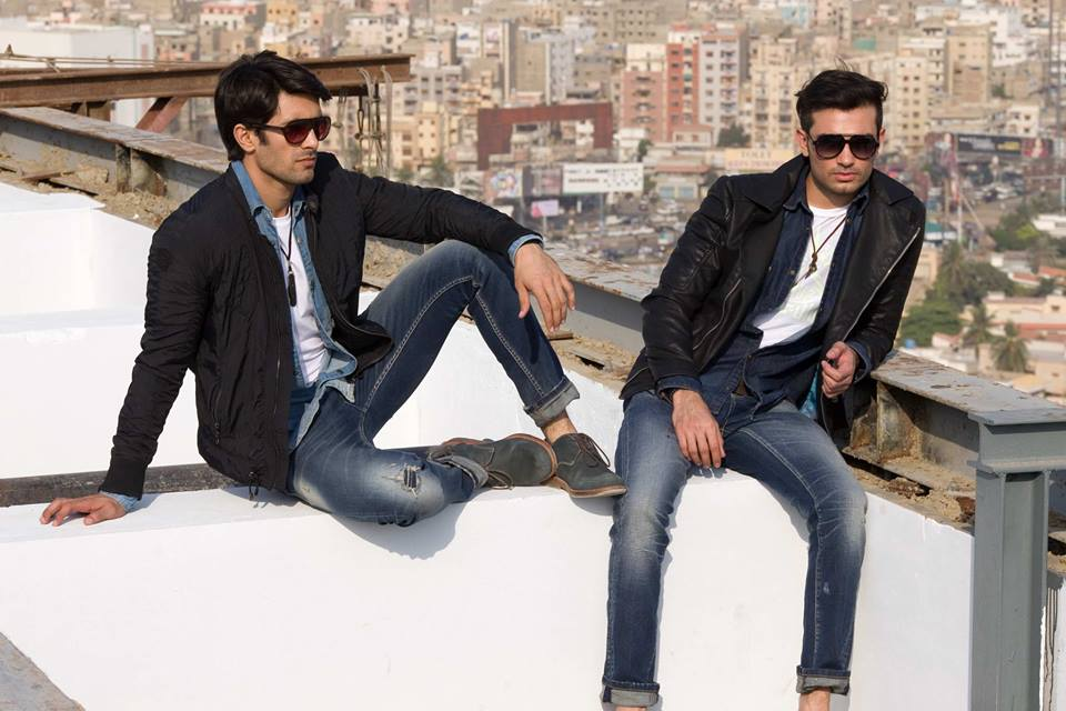 Gul Ahmad Ideas Winter Wear Stylish Dresses 2014 for Men 2