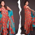 Jubilee Cloth Mills vip dresses colleciton 2014 11