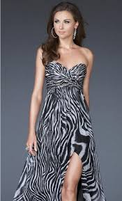 Zebra Print Dresses 2014 For Daughters (3)