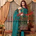 Silkasia Embroidered Dresses Collection 2014-15 1