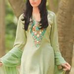 Beautiful Shalwar Kameez Neck Designs