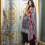 Embroidery Lawn 2012