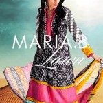 Maria.b summer Lawn 2012 in bright colors.