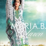 Paisleys inspired print in 3 colors By Maria.B Lawn