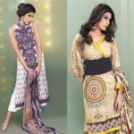 Pret Line summer lawn dresses collection alkaram