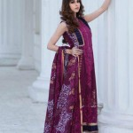 summer suit by Anum Lawn for women