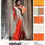 women casual and formal suit collection by nishat linen 2012