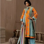 Latest Spring Lawn Collection by Rangoli