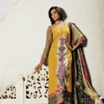 Latest Summer Lawn 2012 by Lala Textiles Mils