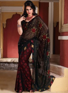 Pakistani Designers saree for Modern Women