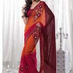 Pakistani Saree Collection latest fashion