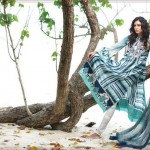 Pakistani summer lawn prints fashion trend