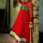 Red color Paert wear dresses Ny Naday visage