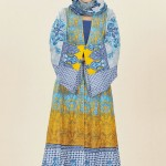 Sadia Designer Lawn Complete Collection 2012