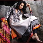 Spring summer lawn prints collection 2012-2013 by Lakhany Silk Mills