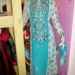 Zink Color Dress For Girls By Farahas