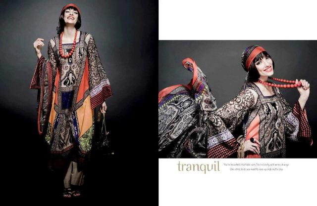 five star textile vogue silk summer embroidered suits