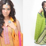 latest deepak perwani lawn collection
