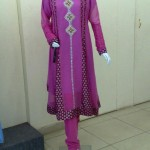 maria-noor party wear dresses 2012