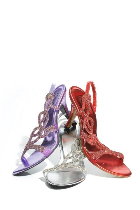 spring shoes collection 2012 by unze london