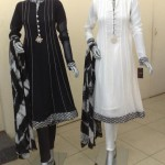 stylish party wear dresses 2012 by maria noor