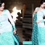 Damask B Lawn summer fashion by HIRA LARI LAWN