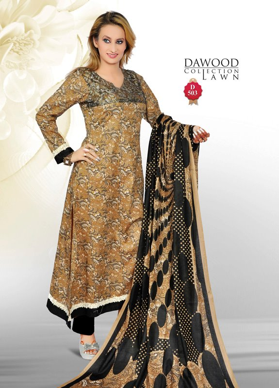 Dawood Lawn Summer Collection 2012 By Dawood textiles