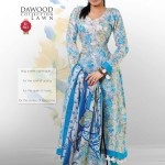 Dawood Lawn Sweet Collection 2012 for women