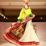 Lakhani Frock Collection 2012 For Women
