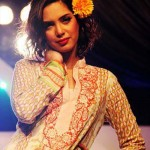Latest Lawn Prints Exhbition summer collection 2012 By Vaneeza V