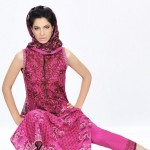 Latest Spring summer Lawn Dress collection 2012