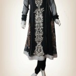 Latest Summer party wear dress by Hina Khan