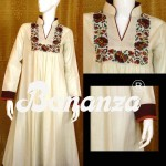 Pakistani girls summer fashion By Bonanza