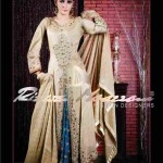 Rizwan Moazzam Evening Trendy Party Wear Collection 2012-13