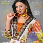 Summer Lawn party wear Collection 2012 for women