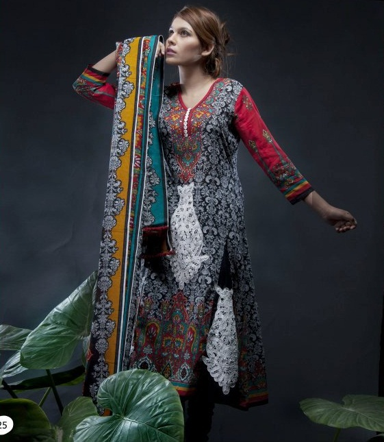 Summer lawn collection by eiza