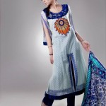 Summer lawn dress collection 2012-13