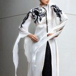 Summer lawn dresses collection by threads and motifs