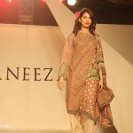 Vaneeza V Lawn Prints Exhbition collection