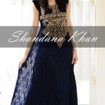 beautiful party wear dresses for girls by shandana khan