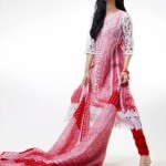 churidar pajama dresses By Eiza Lawn