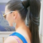 cute hair style for long hair