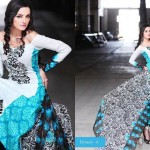 lawn fashion 2012-2013 by Hira Lari Classic A