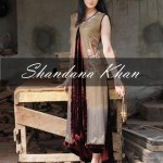 party wear dresses collection 2012 for girls by shandana khan