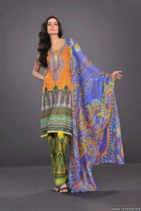 summer lawn collection By HSY