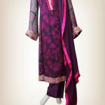 summer lawn collection By Hina Khan