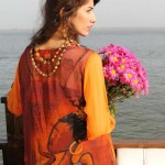 Ahsan Khan latest new summer dresses collection 2012-13 for Women